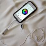 """ハートと脳のバランス""""コヒーレンス""""を測定する HeartMath Inner Balance iOS Lightning Sensor"""