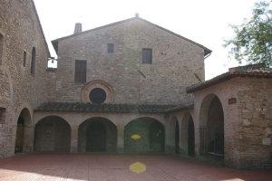 サン・ダミアーノ教会